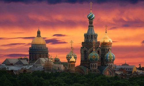 تور روسیه - مسکو سنت پترزبورگ