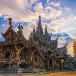 خانه مقدس حقیقت ، معبدی زیبا در پاتایا