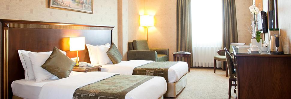هتل اوران استانبول ترکیه - ارزانترین هتل های استانبول