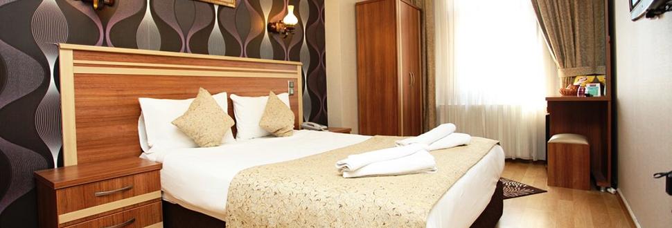 هتل فورس استانبول ترکیه - - ارزانترین هتل های استانبول