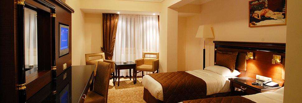 هتل موزاییک استانبول ترکیه - ارزانترین هتل های استانبول