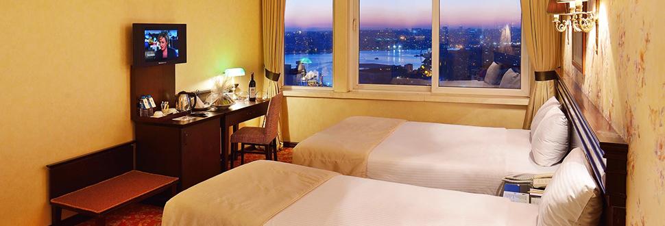 هتل پرا رُز استانبول ترکیه - ارزانترین هتل های استانبول
