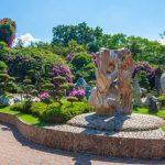 پارک سنگی و حیات وحش تمساح ها در پاتایا