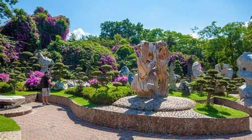 پارک سنگی و حیات وحش تمساح ها - پاتایا - تایلند