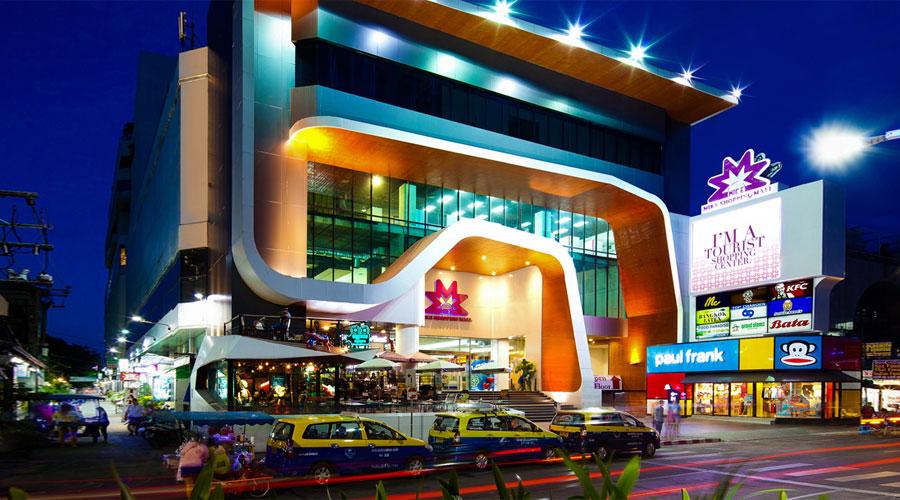 مراکز خرید پاتایا تایلند