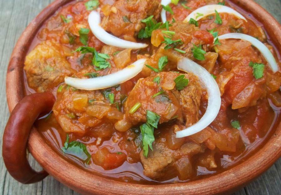معرفی بهترین غذاهای گرجستان - آجاپصندلی