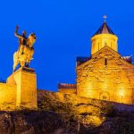 کلیسای متخی تفلیس گرجستان