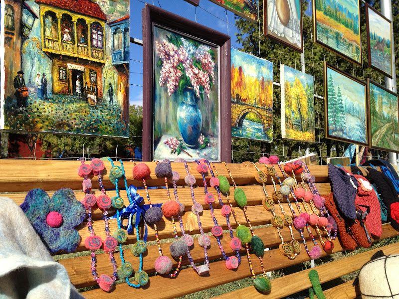 برترین جاذبه های تاریخی تفلیس - بازار درای بریج