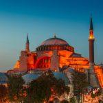 موزه و مسجد ایاصوفیه استانبول