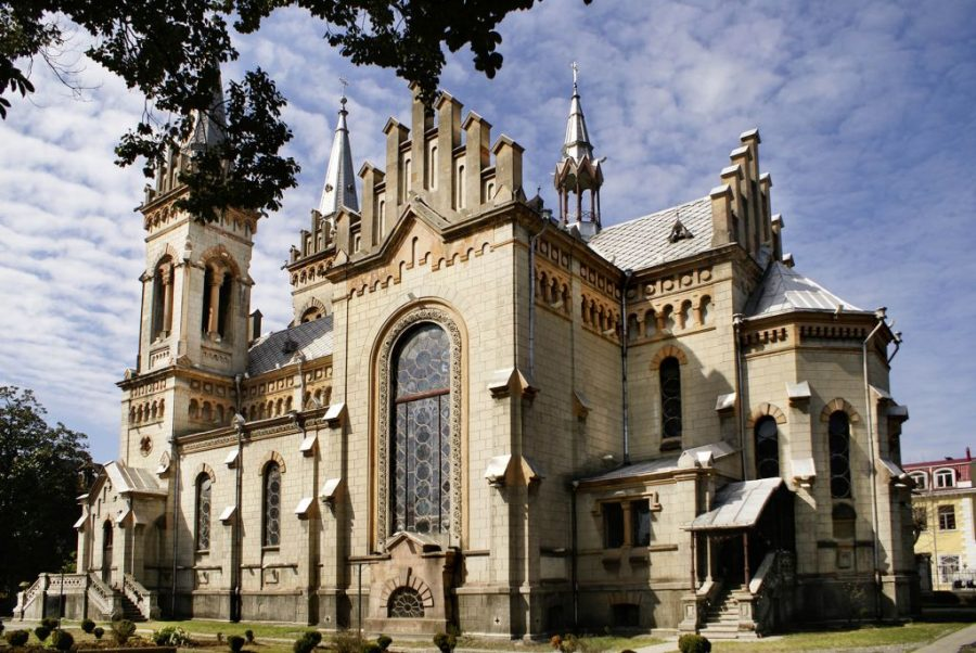 کلیسای اسقفی مریم مقدس باتومی