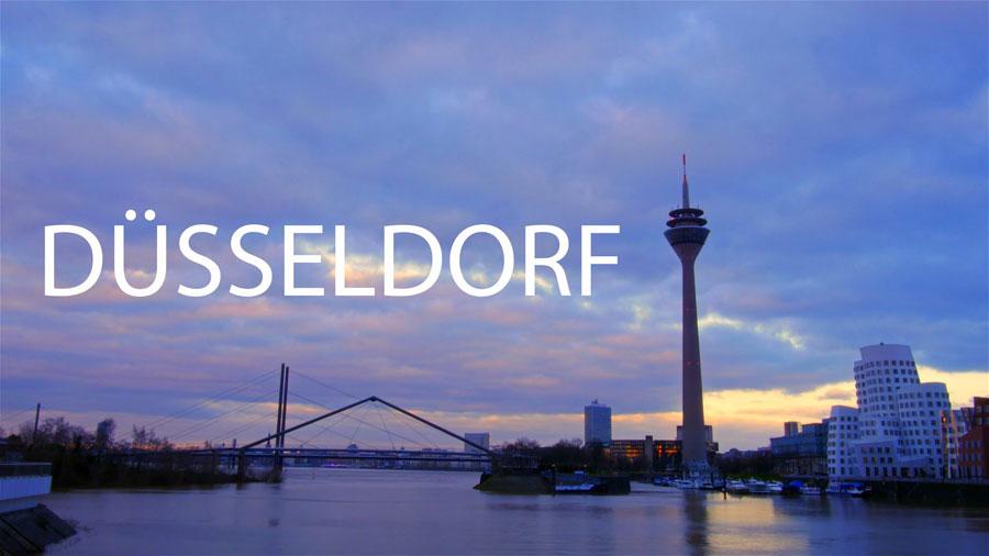 خرید بلیط دوسلدورف آلمان