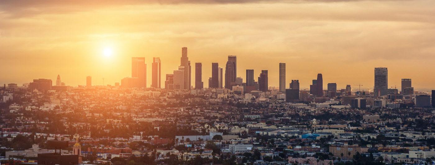 خرید بلیط لس آنجلس آمریکا