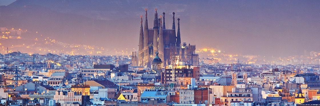 خرید بهترین و ارزان ترین بلیط بارسلون اسپانیا